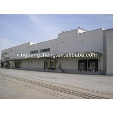 steel prefab small warehouse structure building material
