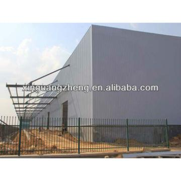 Earthquake-proof light steel structural modular warehouse building