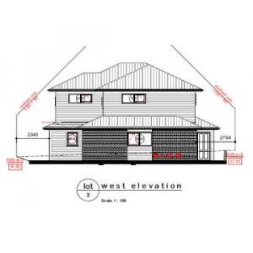 Earthquake Resistant Prefabricated Houses / Pre Built Homes / Modular Office