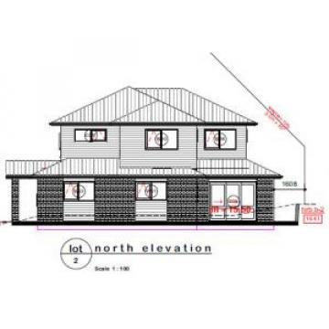 Modern Prefabricated Prefab Villa Light Gauge Steel Structure Housing