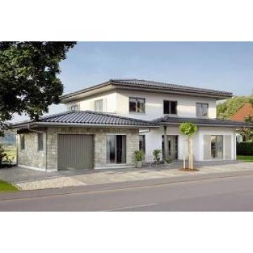 Energy Saving Prefabricated Steel Structure Villa , Modern Prefab Villa For Family