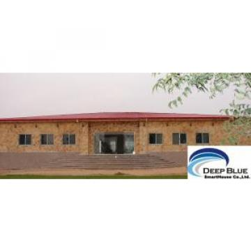 Fireproofing Prefab House Kits / Layer Of Houses Moistureproof / Colorbond / Fibre Cement Clading