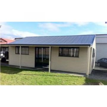 Earthquake Proof Prefabricated House Kits , Low Cost Modular Homes Bungalow / Light Steel Frame