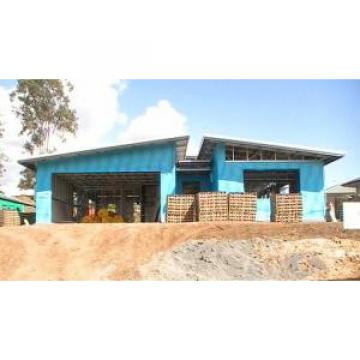 Prefabricated House Kits / Easy Assembled Modular House Kits / Li ght Steel Frame House