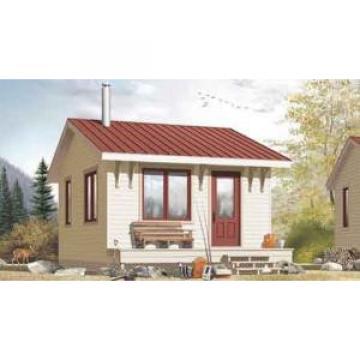Steel Frame Prefab House Kits / Waterproof Kit Home For Workshop