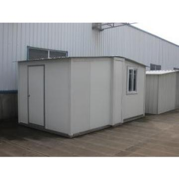 Foldable Movable Portable Emergency Shelter For After-Disaster / Sandwich Panel House