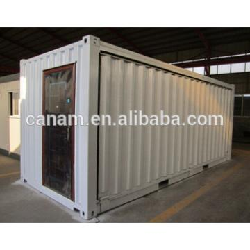 Waterproof and fireproof flat pack new made container office house