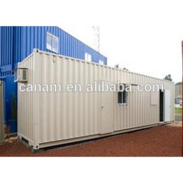 Modified shipping container house home for emergency house