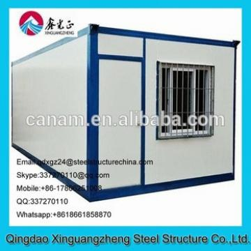 Portable steady prebuilt easy install office container house for sale