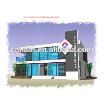 CANAM-prefabricated container house for office/living apartment
