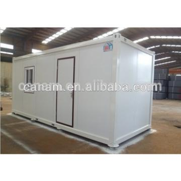 Collapsible Modular Portable flatpack container cabin kits