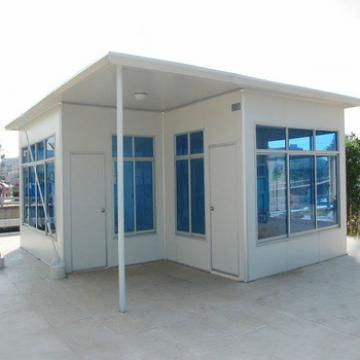 CANAM- portable prefabricated container house with roof