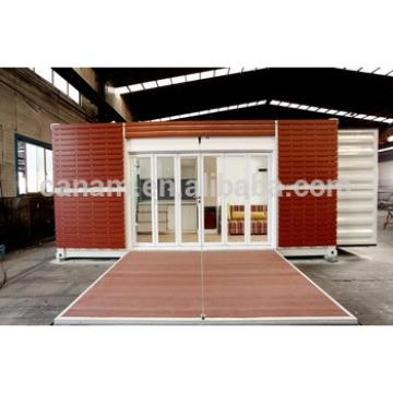 modular prefab wiht 40ft steel welding container office for sale