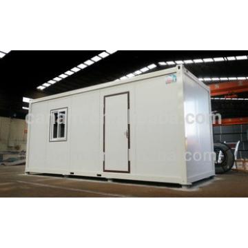 High quality fiberglass prefab flatpack fold container house