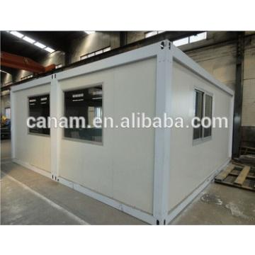 Canam- living foldable Flatpack container house
