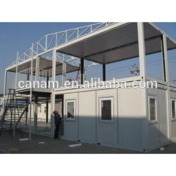 CANAM- best sandwich panel movable modular container portable coffee shop