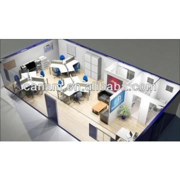 High Quality Prefabricated Office Container Home