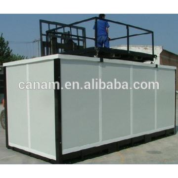 CANAM-China steel structure 40 ft container house