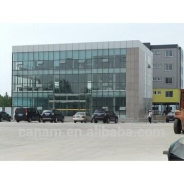 3-storey container house with sandwich panel wall
