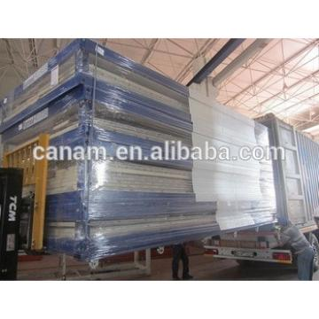 CANAM- Prefab container hotel room with insulation