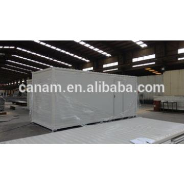 CANAM-low cost Ready made house steel colony