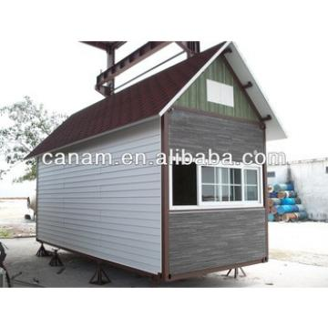 CANAM- well designed china prefabricated homes