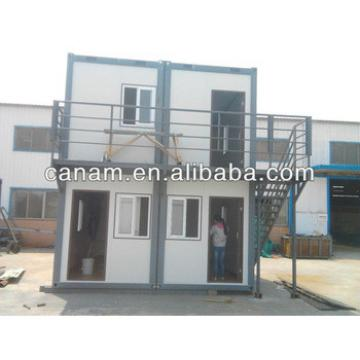 CANAM-standard 20ft living prefab container home for sale