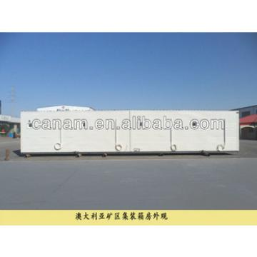 CANAM-shipping low cost portable mobile office container