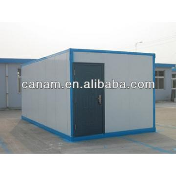 CANAM- light weight prefabricated container warehouse