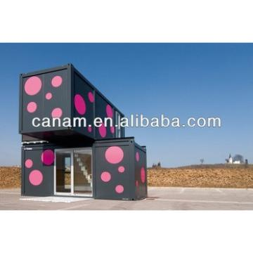CANAM- prefab labor camp container house