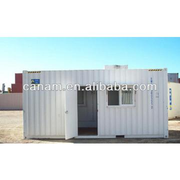 CANAM-Prefabricated Steel Structure housing with Sandwich Panel