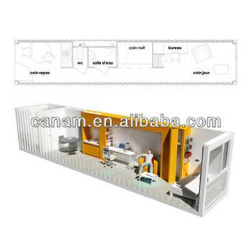 CANAM-Pre-fabricated Rapid Modular Cabin