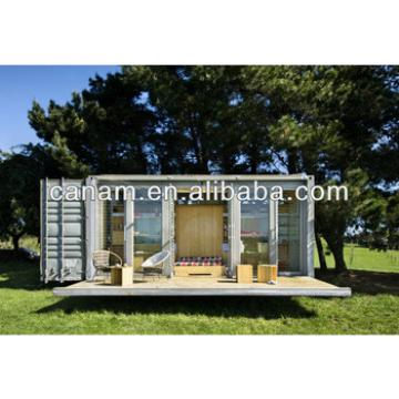CANAM- expandable container houses container coffee shop