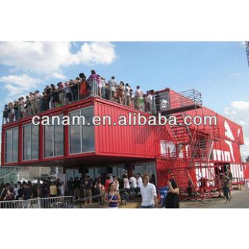 CANAM-high impact modular house for living quarters