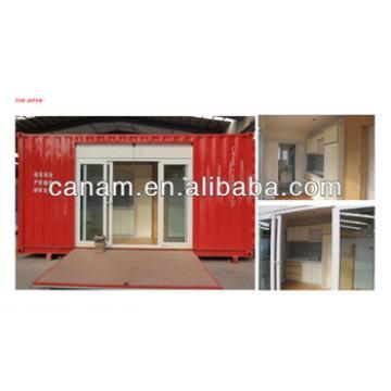CANAM- Modular Cabin & Modular Studio