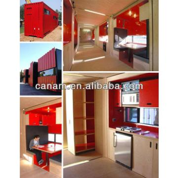 CANAM-prefbricated container house for site accomadation