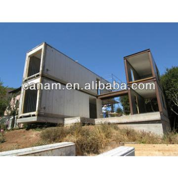 CANAM-Hight Quality Container House Widely Usage