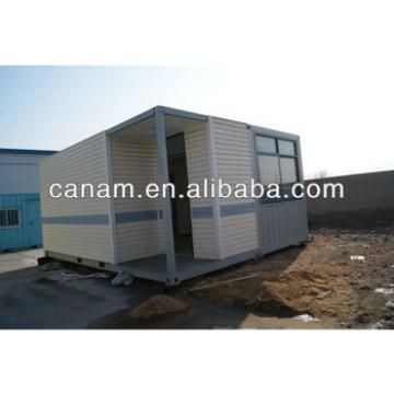 CANAM- 20ft and 40ft containers house design to sell