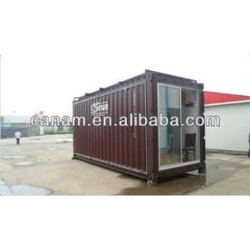 CANAM- modern living container house