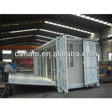 CANAM- folding container house for storage