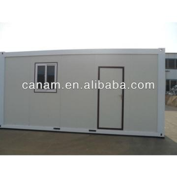 CANAM- Comfortable & modern flat-packed prefab house as offices