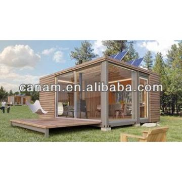 CANAM- Mobile economic kiosk cabin