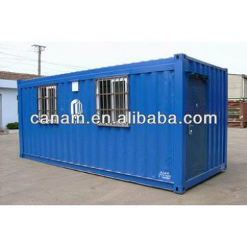 canam- prefab living container cabin
