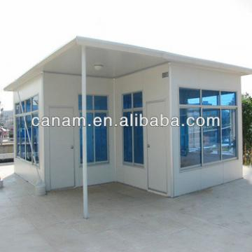 CANAM- Multistory light gauge steel structural prefab house