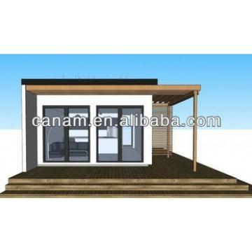 CANAM- fiberglass prefabricated container house living home school building