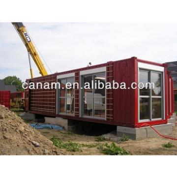 CANAM-Economical Combined Container shops/Office/Storage/Restaurant