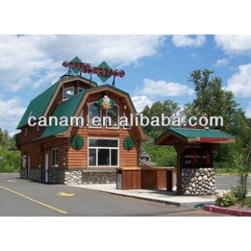 CANAM-Green living prefab house, easy and fast installation modular home