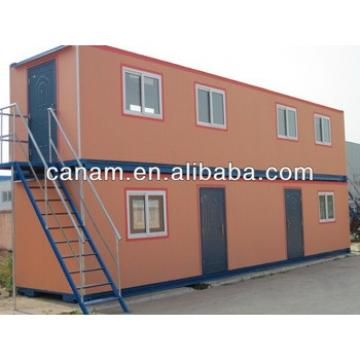 CANAM- New site modular container dormitory