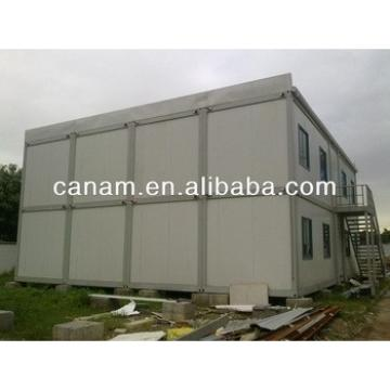 CANAM- Two-Storey Combined Container Building for Office /Dormitory with Competitive Price