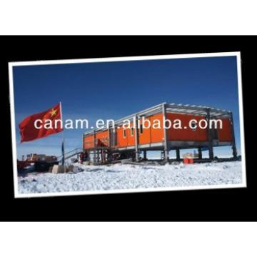 CANAM- prefabricated container house for sales with high quality